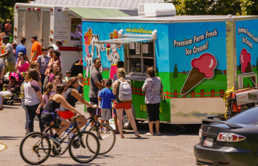 Anne Arundel County Fairgrounds – The Maryland Food Truck Festival